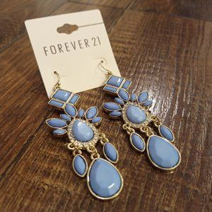 NWOT Gorgeous Statement Earrings